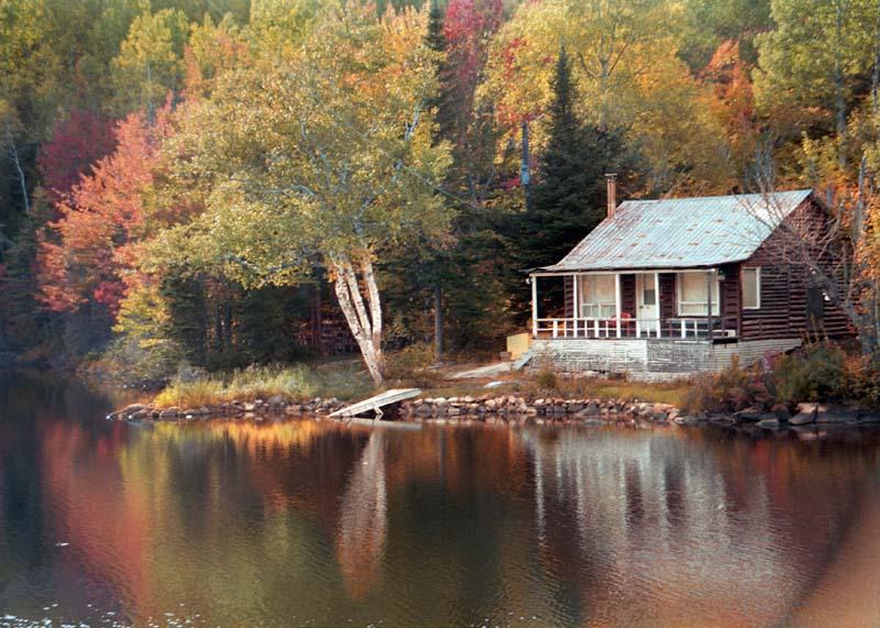 ma cabane au canada photo et image paysages mon petit. Black Bedroom Furniture Sets. Home Design Ideas
