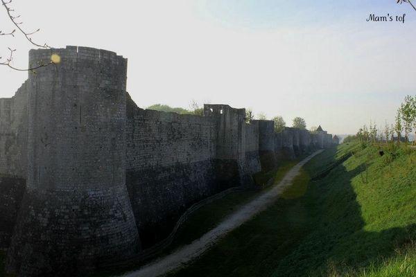 Ma cité médiévale