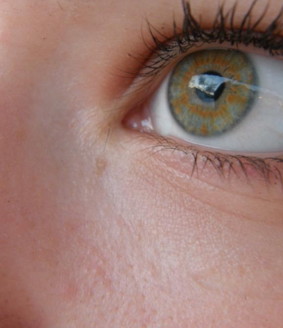 Ma couleur de yeux !