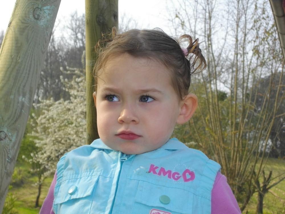 ma fille aînée
