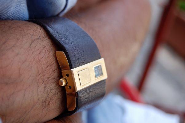 Ma montre LIP FRANÇOIS DE BASCHMAKOFF( modèle 1976)