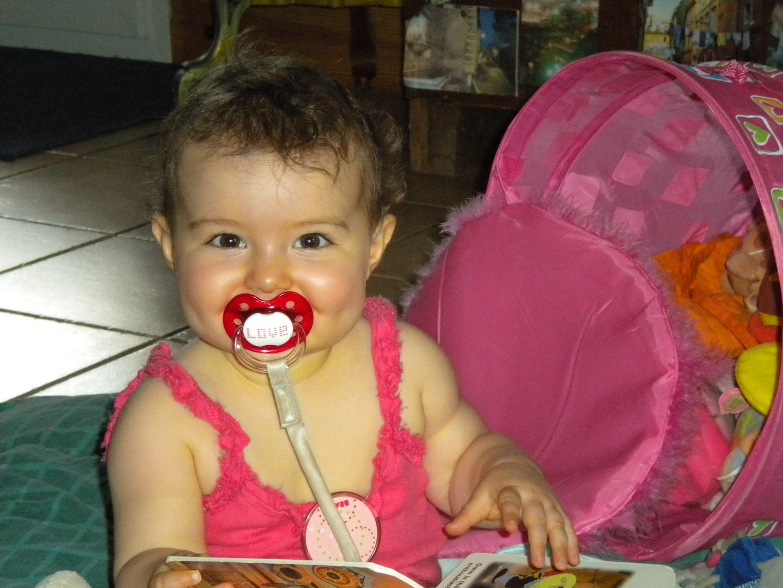 Ma premiére petite fille