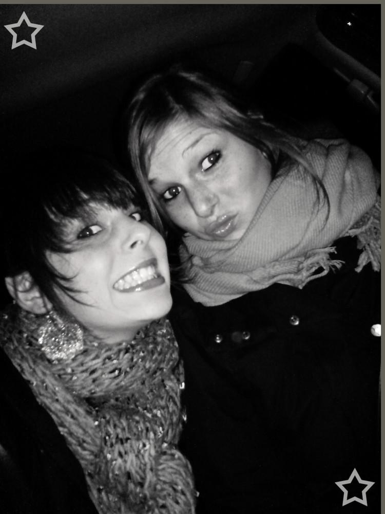 Ma soeur Chéry . Moi