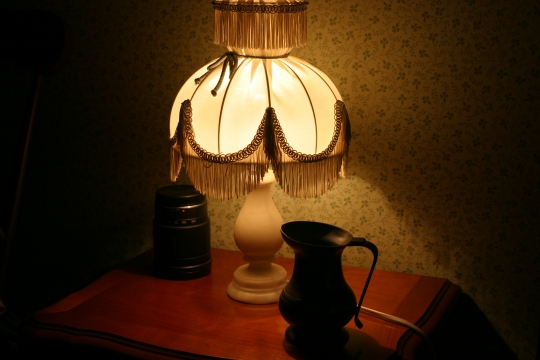 ma vielle lampe