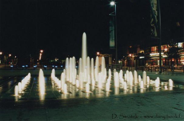 Ma ville de nuit