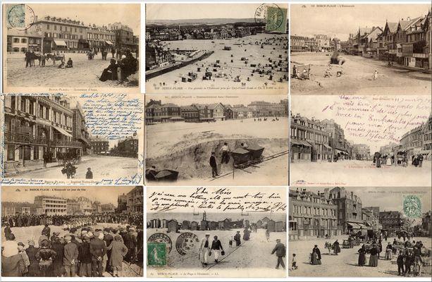 ma ville en 1900