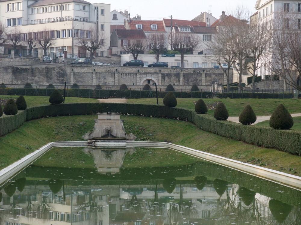 ma ville et son parc