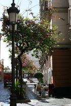 Mañana soleada en Cádiz