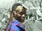 Maasai-Krieger