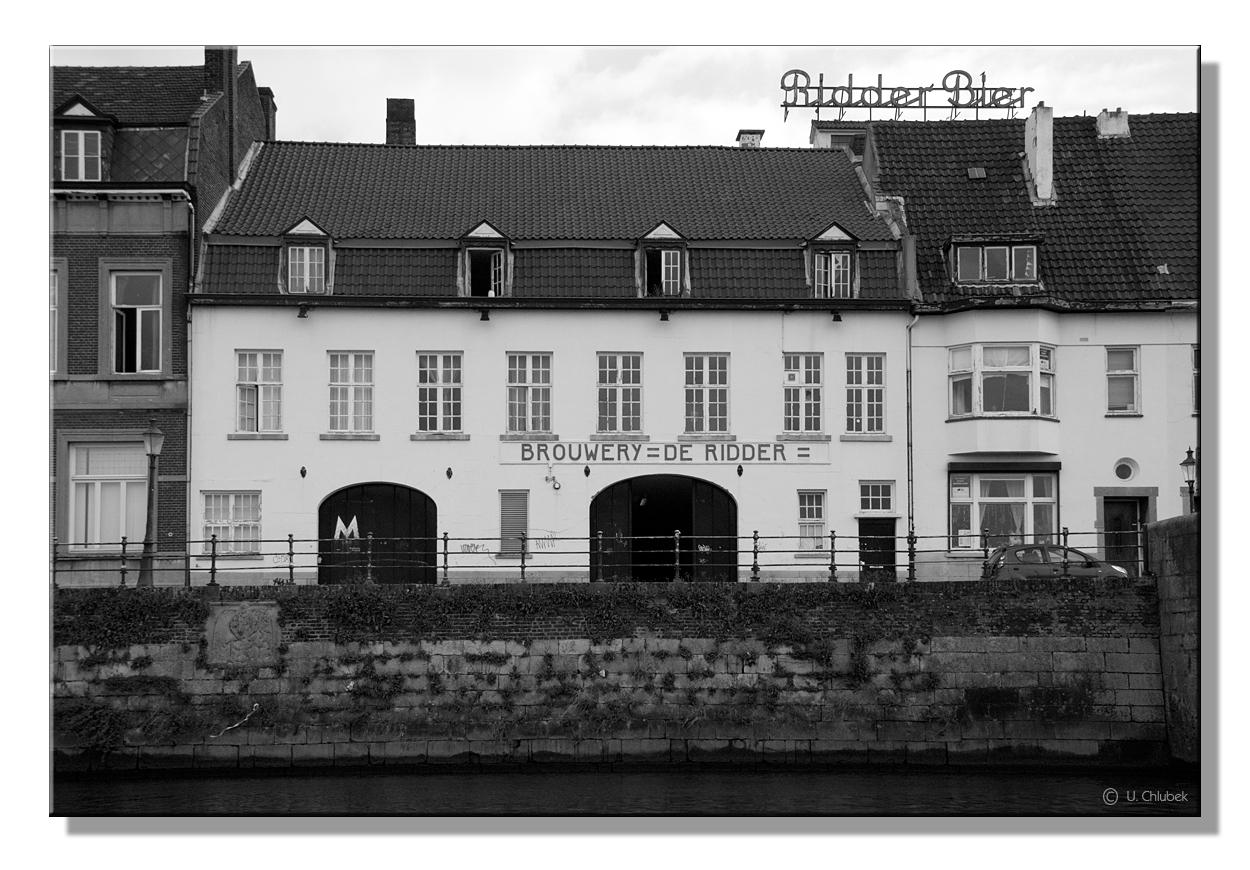 maastricht  in schwarz/weiß #5