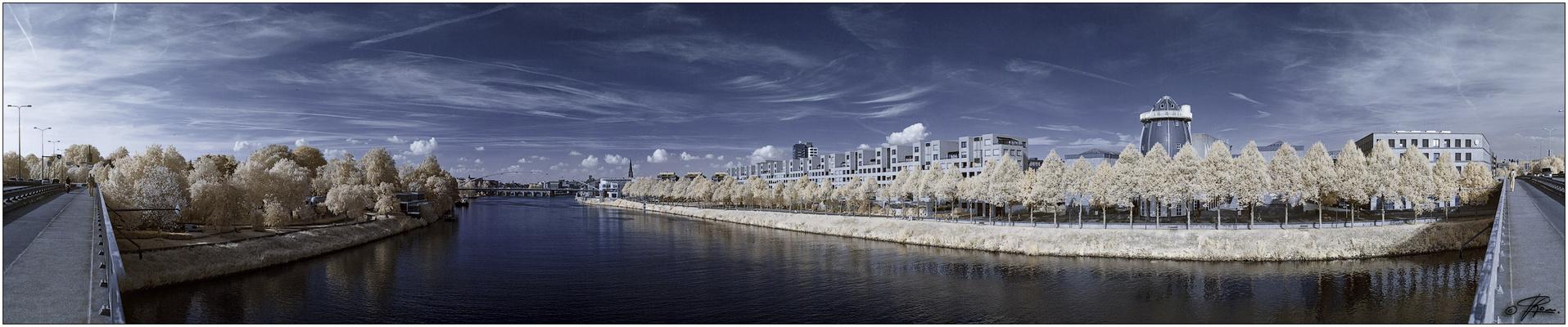 Maastricht - Infrarot