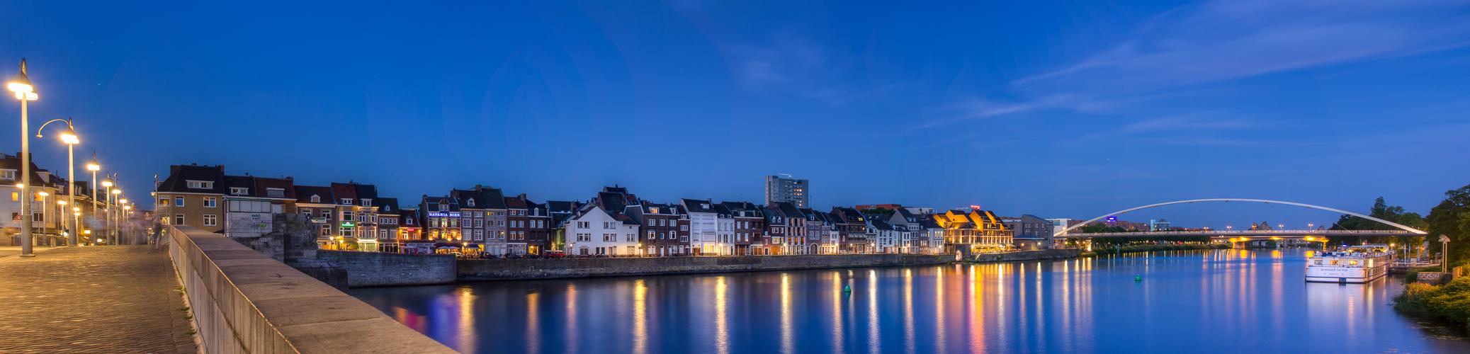 Maastricht-Panorama