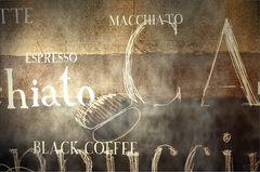 Macchiato, Espresso, Black Coffee