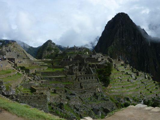 Macchu Picchu - Cusco - Perou
