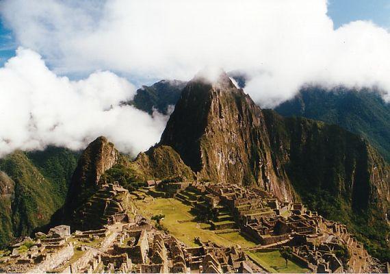 Macchu Picchu-Peru