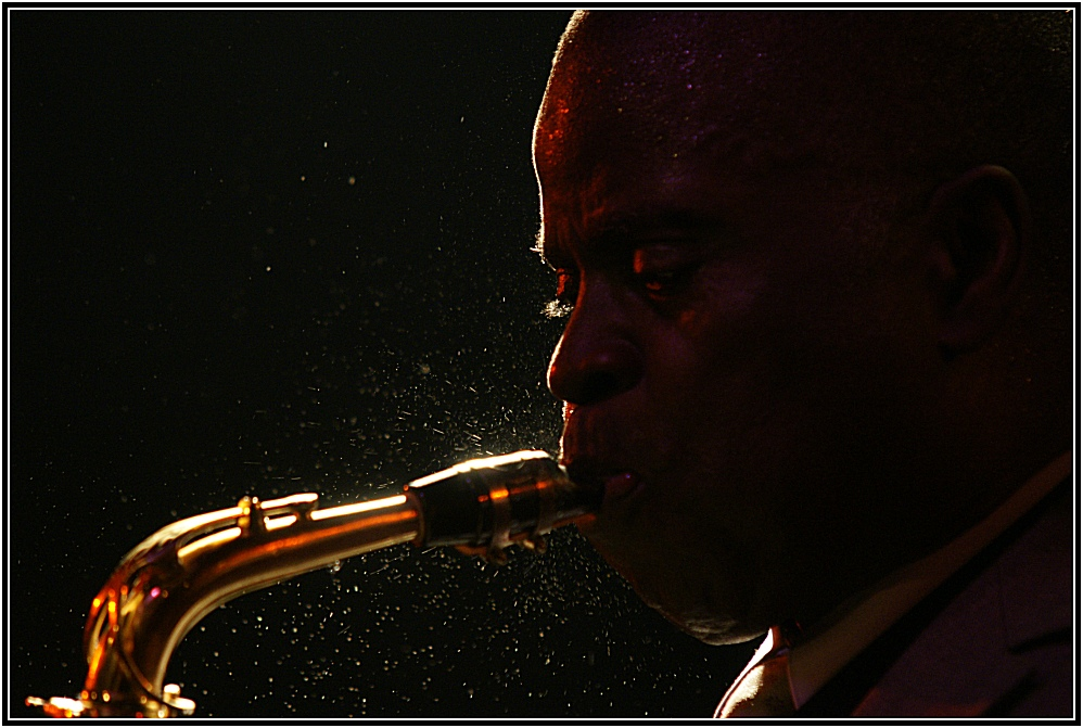 Maceo Parker in Action
