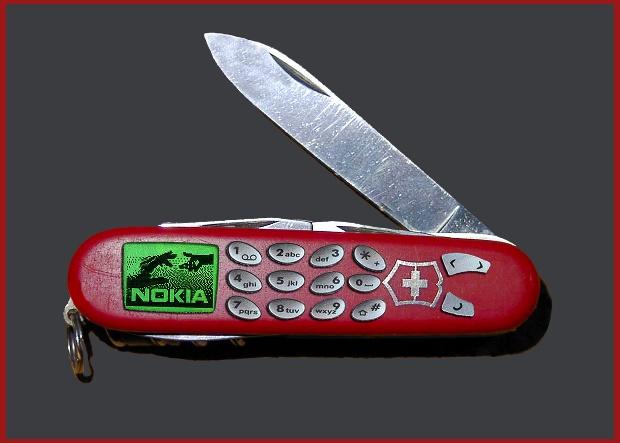 MacGyver´s Traum...(Nokia)
