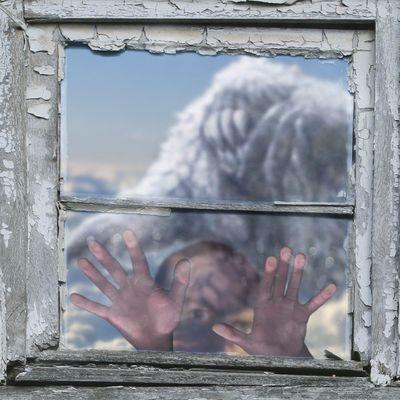 Mach bloß das Fenster zu, der Wolkentreiber kommt.