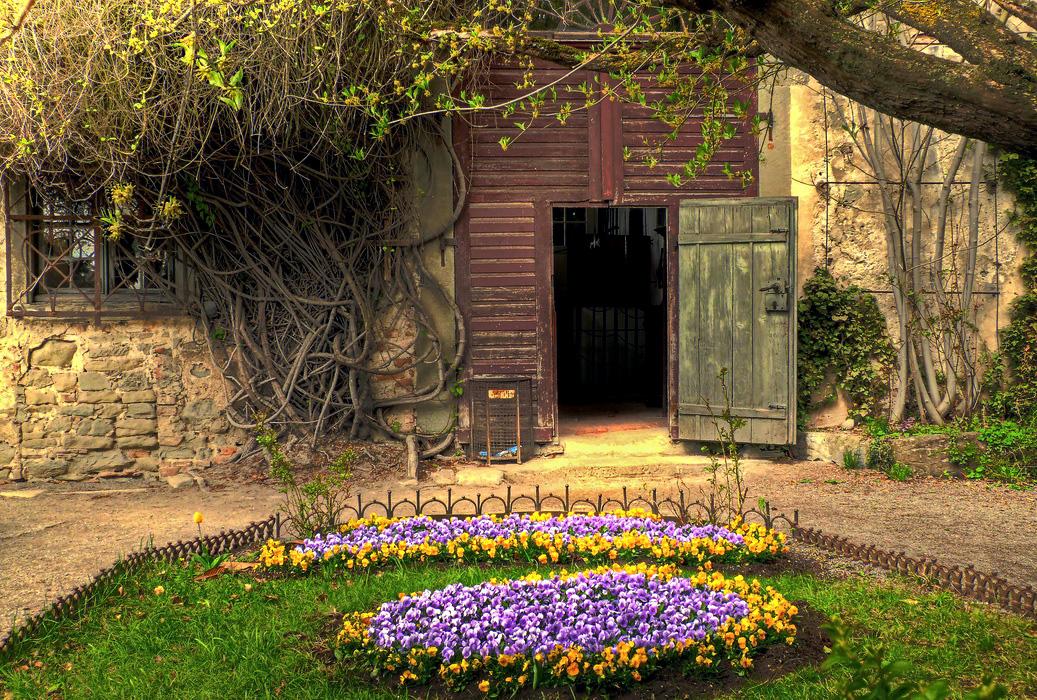 Mach das Tor auf - der Frühling ist da!