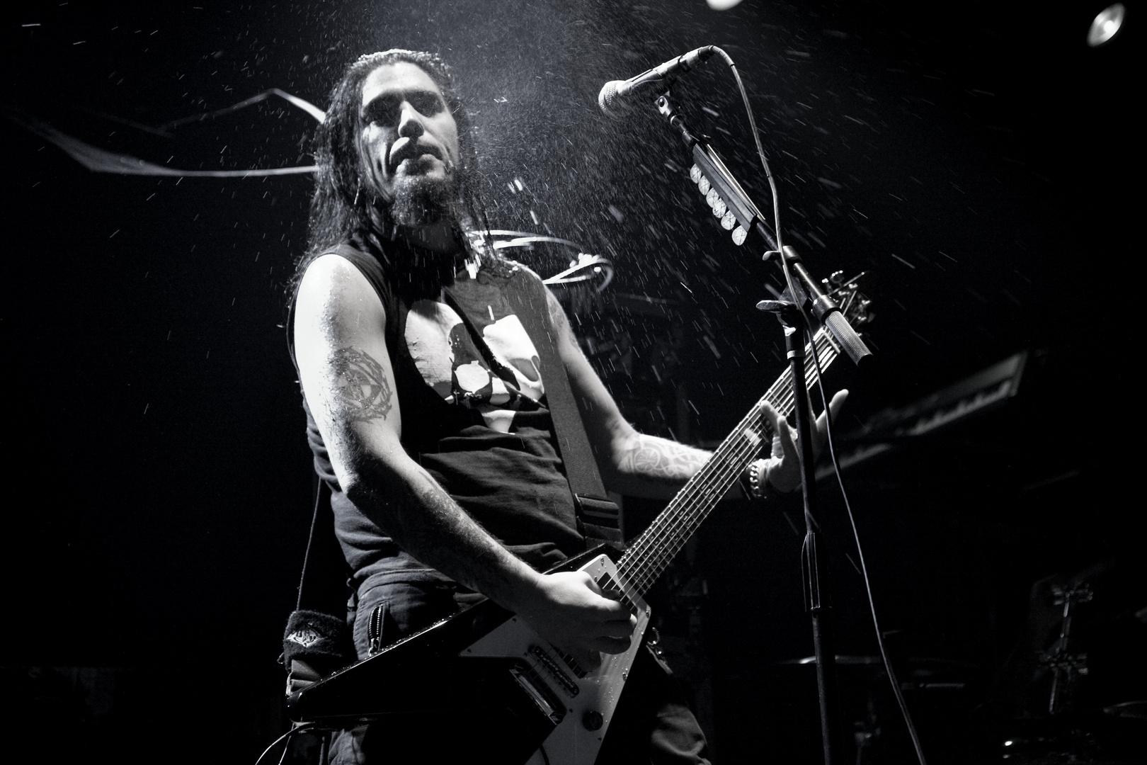Machine Head Robb Flynn 25.11.2008