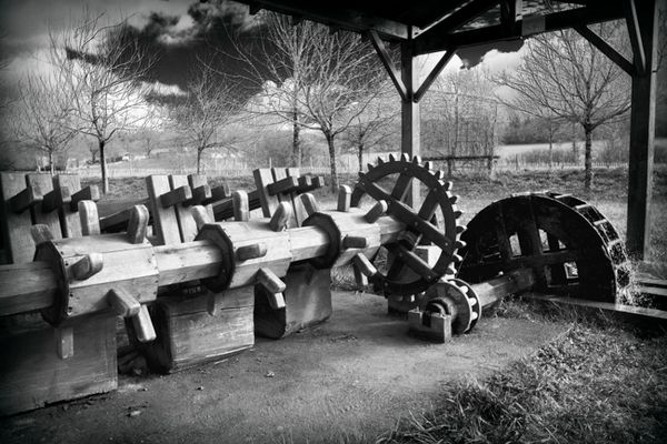 Machine hydreaulique
