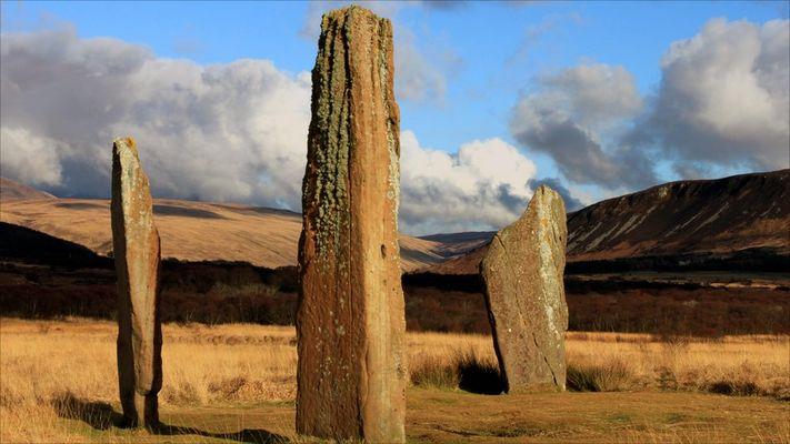 MACHRIE ISLE OF ARRAN SCOTLAND