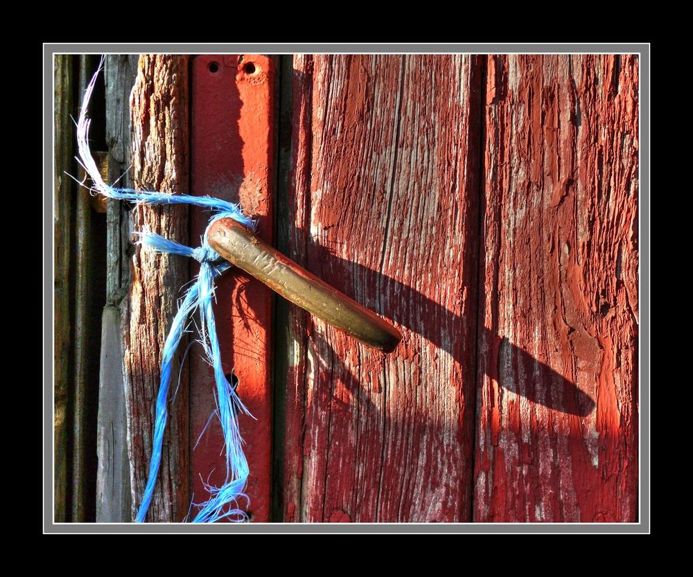 ...macht auf die Tür, die Tor macht weit...