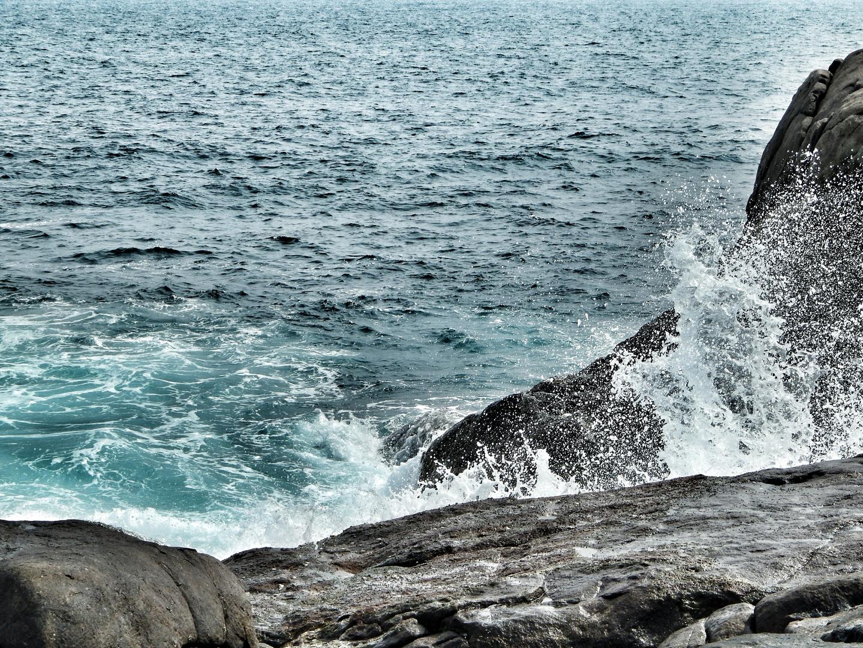 Macht des Meeres