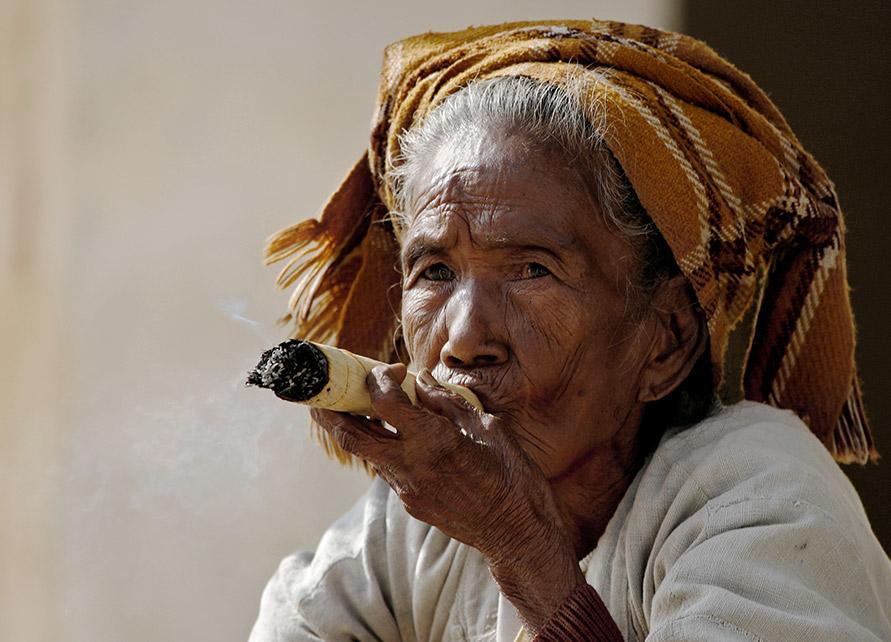 Tüte Rauchen