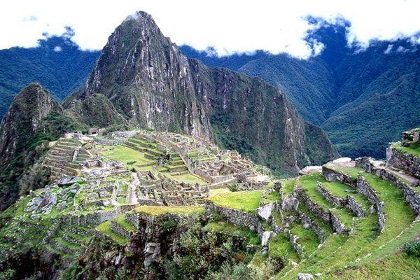 Machu Picchu - die Inka-Stadt in Peru