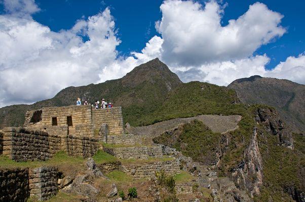 Machu Picchu - el otro lado