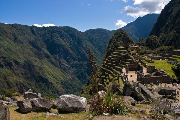 Machu Picchu Impressionen - 2 -
