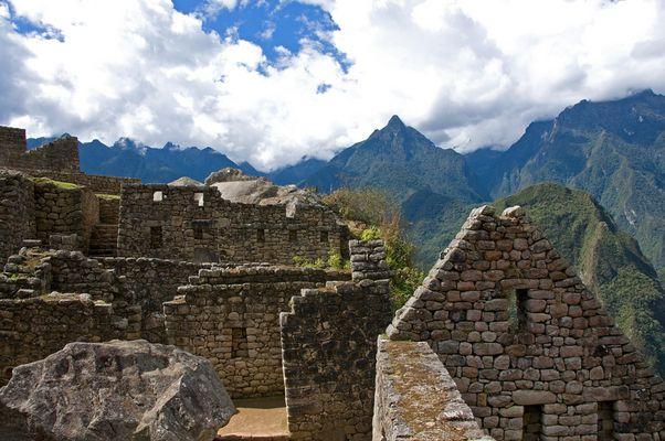 Machu Picchu Impressionen - 4 -