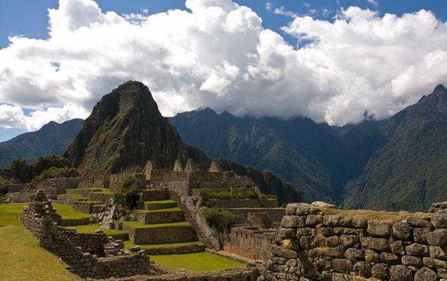 Machu Picchu Impressionen - 8 -