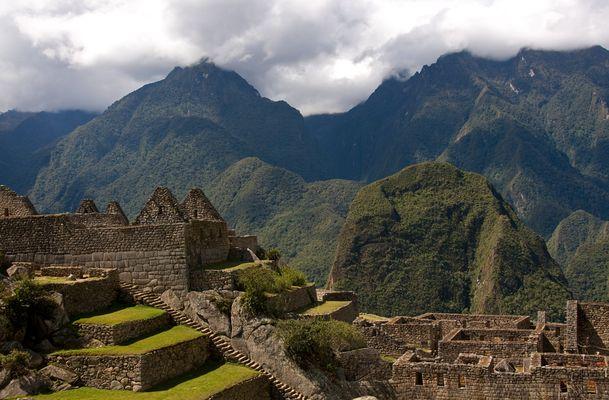 Machu Picchu Impressionen - 9 -