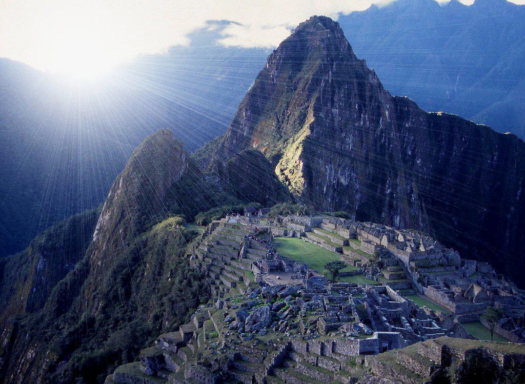 Machu Picchu, la ciudadela de los incas, los hijos del sol.