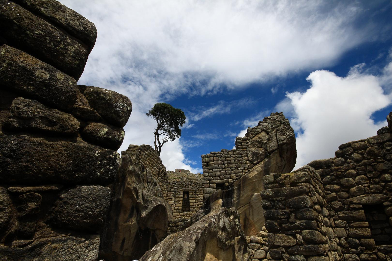 Machu Picchu mal anders