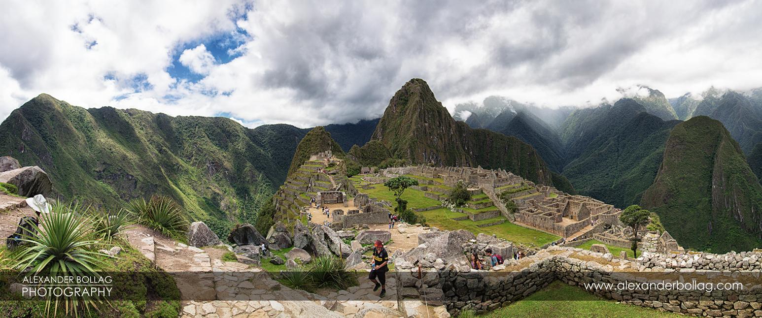 """Machu Picchu Panorama"""