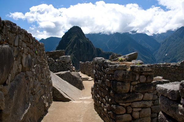 Machu Picchu - Touristenfrei