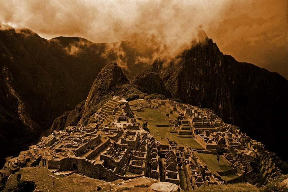 Machu Pichu=