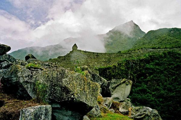 Machu Pichu~