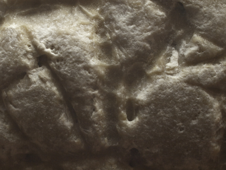 Macro piedra irregular