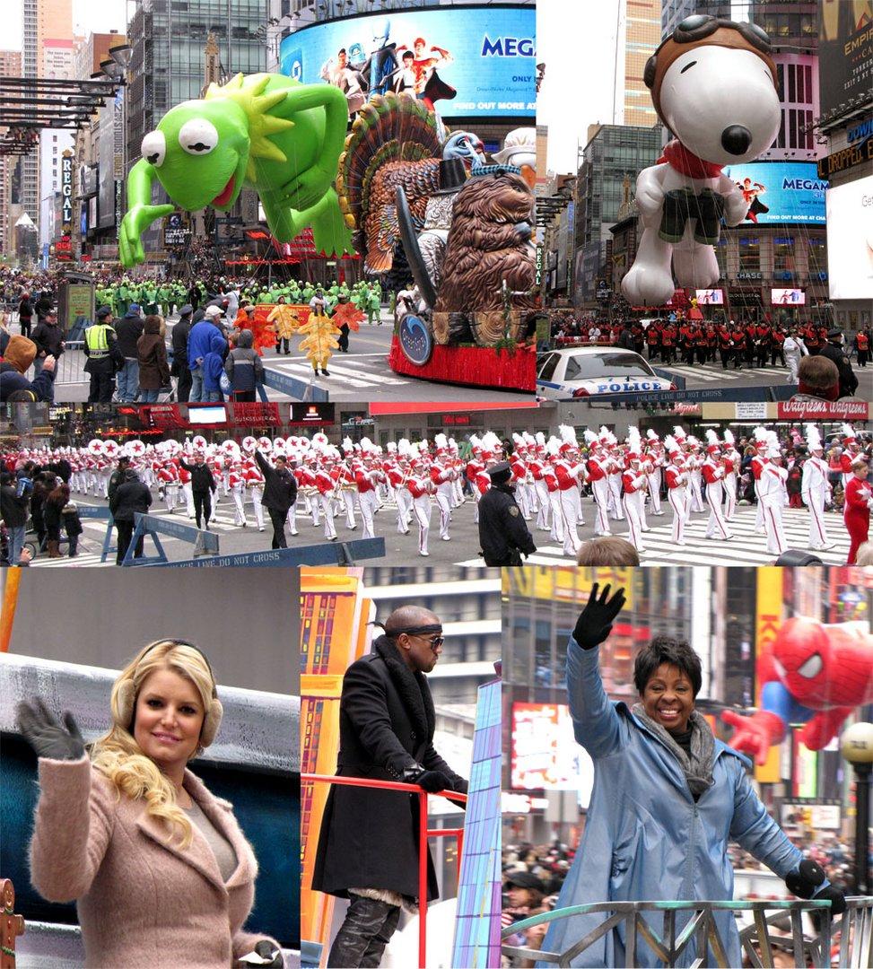 Macy's Thanksgiving Parade 2010