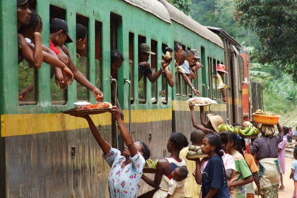 """Madagaskar 2006, """"Abenteuer Zug"""""""