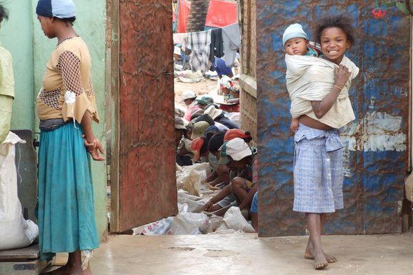 Madagaskar 2006, Stadt Antsirabe.
