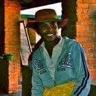 Madagasse, alles Natur und ohne Schminke
