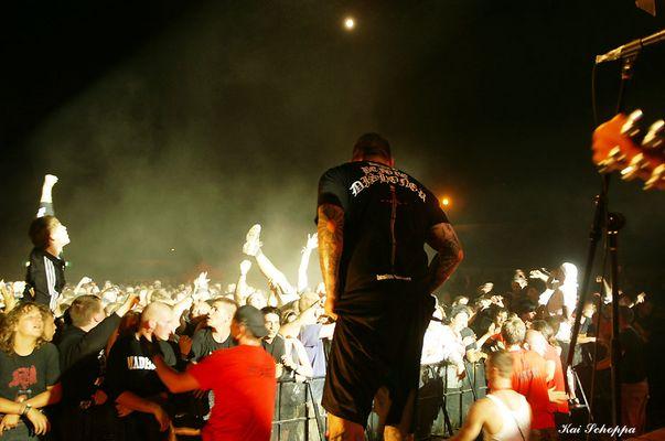 MADBALL beim Sucks´ n´ Summer Festival 2009