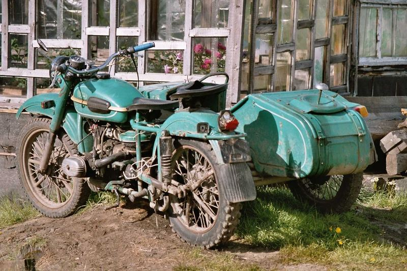 Made in USSR .....