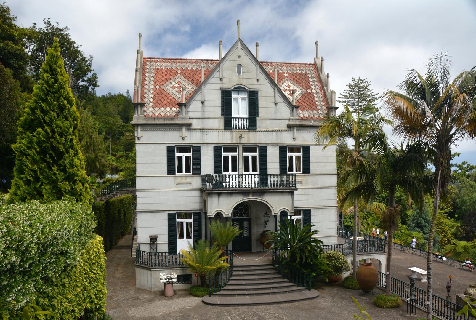 Madeira-38 Im Park von Monte