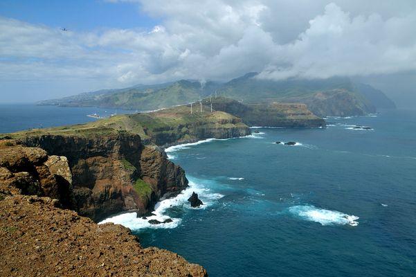 Madeira, Eastside